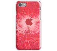 RED BULLET HOLE SMARTPHONE CASE (Graffiti) iPhone Case/Skin