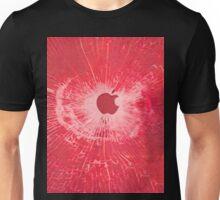 RED BULLET HOLE SMARTPHONE CASE (Graffiti) Unisex T-Shirt