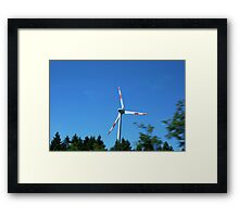 A New Age Framed Print