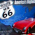 Route 66 Sign by R&amp;PChristianDesign &amp;Photography