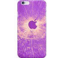 PURPLE BULLET HOLE SMARTPHONE CASE (Graffiti) iPhone Case/Skin