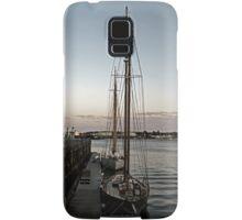 Ships at Sunset Samsung Galaxy Case/Skin
