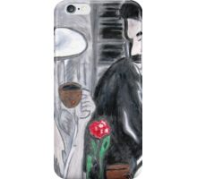 Let's Talk it Over iPhone Case/Skin