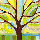 Mini Sunlit Tree no. 12 by Kristi Taylor