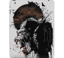 Raging Gorilla iPad Case/Skin