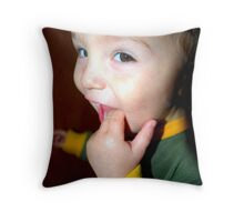 Can't stop this con-man! Throw Pillow