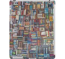 Amsterdam - Closed book stall iPad Case/Skin