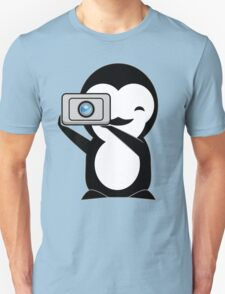 Penguin photo  Unisex T-Shirt