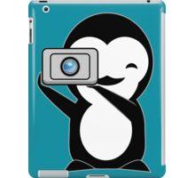Penguin photo  iPad Case/Skin
