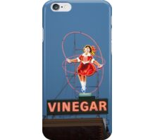 skipping girl 7 iPhone Case/Skin