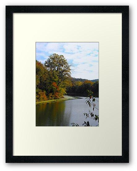 Another Autumn... by Karen  Helgesen