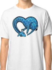 Loving Longhorse - Blue Classic T-Shirt
