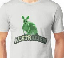 AustrAlien t-shirt Unisex T-Shirt