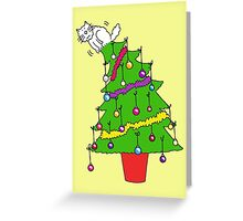 Christmas again, hang in there. Greeting Card