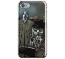 Someone's Always Watching iPhone Case/Skin