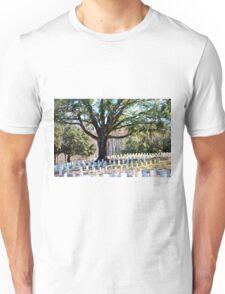 Wilmington National Cemetery Unisex T-Shirt