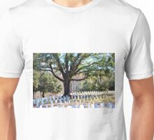 Wilmington National Cemetery Unisex T-Shirt