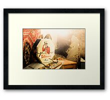 Appearance Is Everything Framed Print