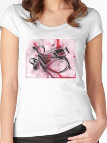 Controler Women's Fitted Scoop T-Shirt