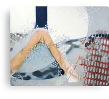 Flotsam and Jetsam #1 Canvas Print