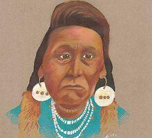 Chief Joseph by sean hornof