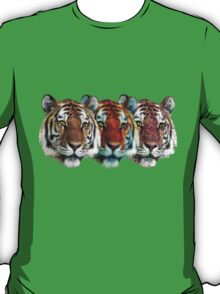 Stages of High In Stripes T-Shirt