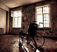 Wheelchair by geirkristiansen