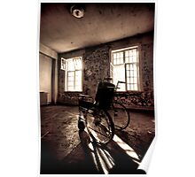 Wheelchair Poster