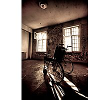 Wheelchair Photographic Print