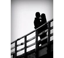 The Kiss Photographic Print