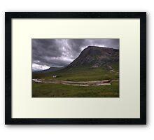 Stob Dearg Framed Print