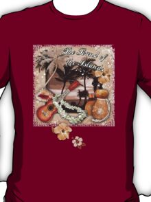 The Sound of the Islands T-Shirt