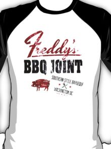 House of Cards Freddy's BBQ T-Shirt