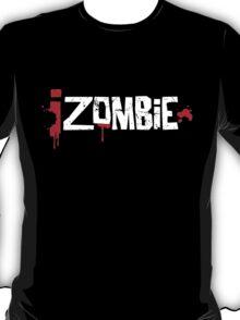 iZombie logo white T-Shirt