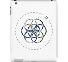 Earth & Moon - Terrain iPad Case/Skin