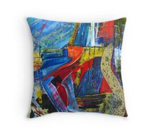 (I've Got)The Music In Me Throw Pillow
