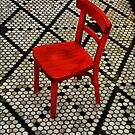 Little red chair by andreisky