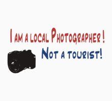 I am a local photographer by Sandra Chung