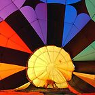 Hot Air Balloon #2 by Oscar Salinas