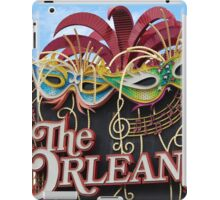 The Orleans Hotel & Casino iPad Case/Skin