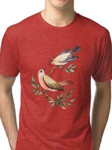 Bird lovers Tri-blend T-Shirt