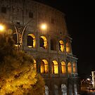 The Golden Ruins of Rome by CherylBee
