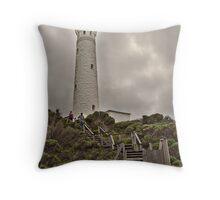 Leuwin Lighthouse Throw Pillow