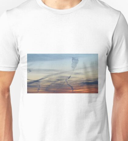 Foot In The Sky Unisex T-Shirt