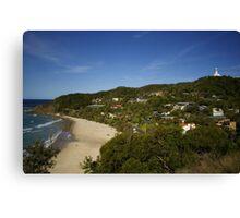 Byron Lighthouse - Byron Bay Canvas Print