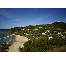 Byron Lighthouse - Byron Bay Photographic Print