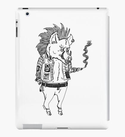 Pork Punk  iPad Case/Skin