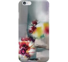 Blooms R iPhone Case/Skin