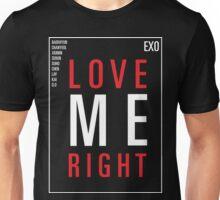 EXO - LOVE ME RIGHT Unisex T-Shirt