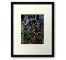 The Mannequins Framed Print